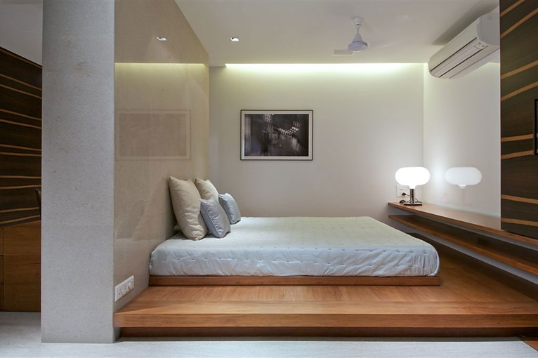 for Minimalist bedroom design for small rooms